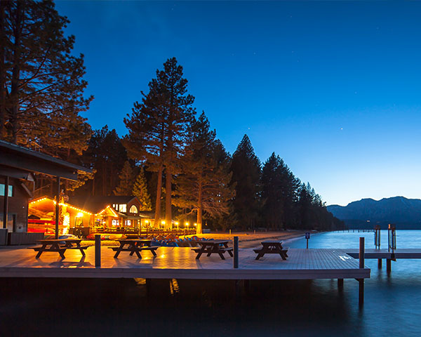 Map Of South Lake Tahoe Restaurants