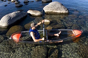 Clearly Tahoe: A Kayak Guide Company with Vision | Lake Tahoe