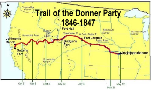 Talking Cannibalism: The Donner Party Story | Lake Tahoe on