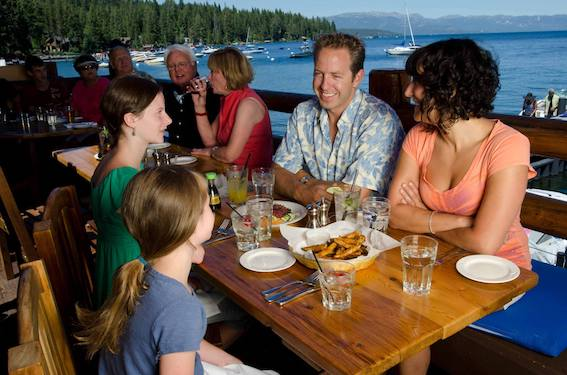 Eight Family Friendly Restaurants In