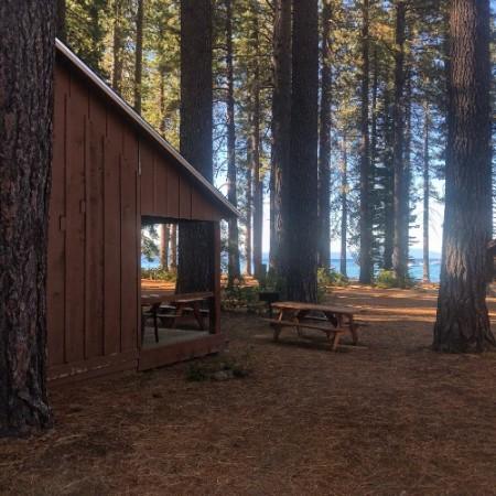 Cabin in Tahoe woods
