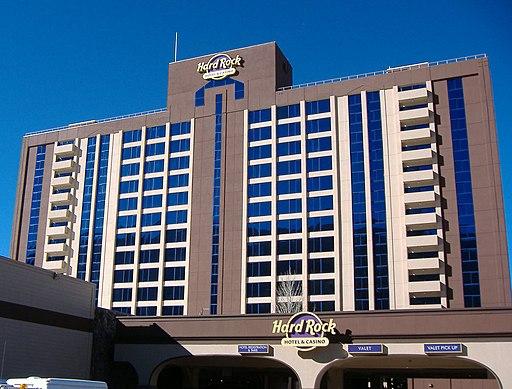 exterior hard rock hotel lake tahoe