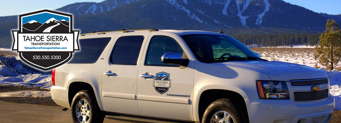 Tahoe Sierra Transportation