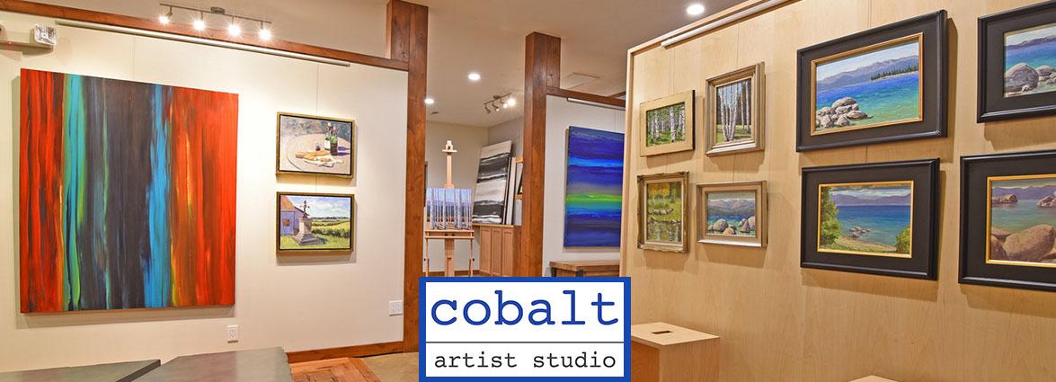 Cobalt Artist Studio