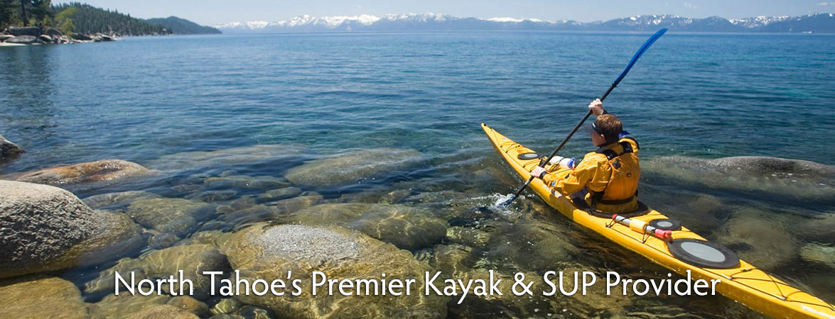 Tahoe City Kayak and Paddleboard