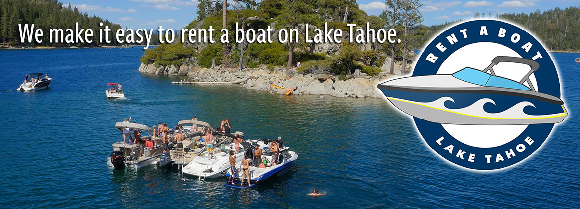 Rentals charters rent a boat lake tahoe lake tahoe for Lake tahoe fishing charters