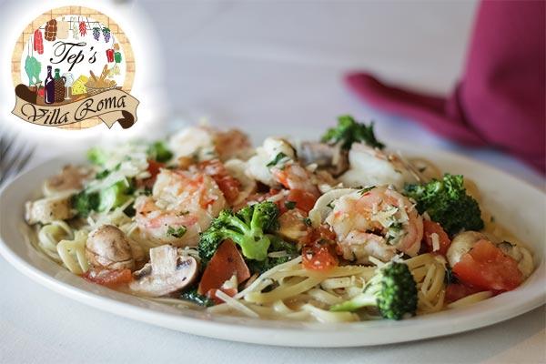 Tep's Villa Roma Italian Restaurant