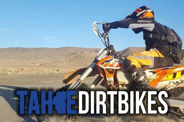 Tahoe Dirt Bikes
