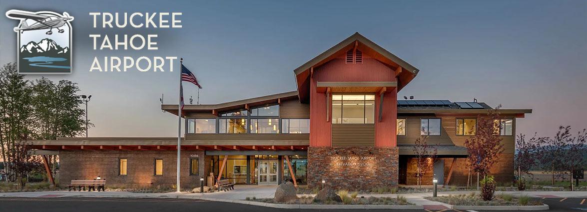 Truckee Tahoe Airport