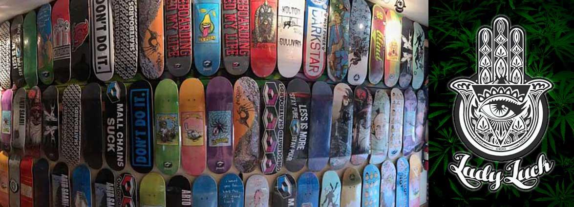Lady Luck Skate & Smoke Shop