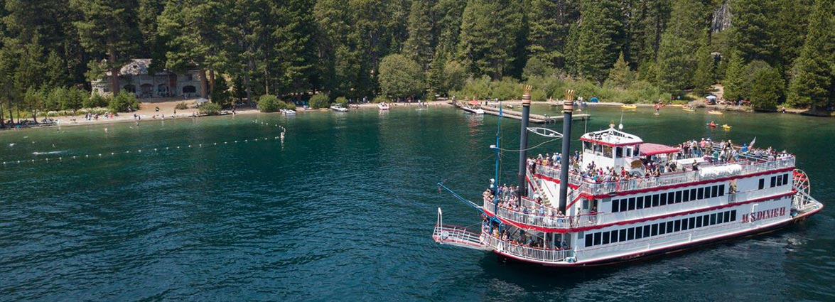 Zephyr Cove Resort | Lake Tahoe Cruises