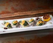 Oysters Rockefeller - The Timbers Restaurant