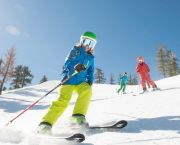 Kids Ski Free - The Village at Squaw Valley
