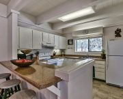 Full Kitchens - Brockway Springs Resort