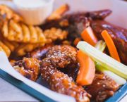 Ribs & Wings & Fries - Bridgetender Tavern & Grill