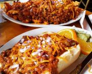 1/4 Lb. All-beef Hot Dog - Bridgetender Tavern & Grill