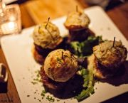 Meatball Sliders - The Loft Theatre
