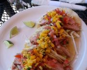 Ahi Tacos - King's Cafe