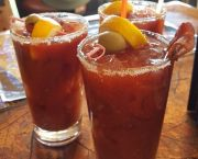 Smokehouse Bloody Mary - Fox & Hound Smokehouse Grill and Bar