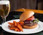 Barnyard Burger - Blue Angel Cafe