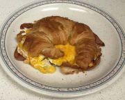 Breakfast Sandwich. - Heaven's Little Café