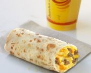 Turkey Sausage 'n Cheese Breakfast Wrap - Jamba Juice