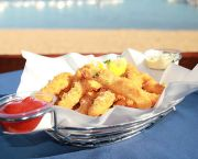 Deep Fried Calamari - Camp Richardson Resort