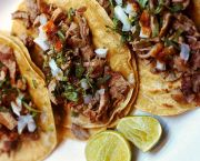 Carnitas Tacos - The Blue Agave
