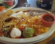 Dos Enchiladas - Casey's - An American Cantina