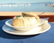 New England Clam Chowder  - Camp Richardson Resort