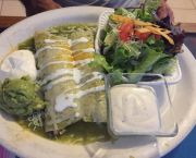 Enchiladas Suizas - Margarita's Mexican Cafe