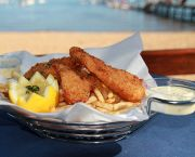 The Beacon's Famous Fish & Chips  - Camp Richardson Resort
