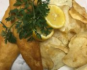 Beer Battered Fish and Chips - Big Water Grille