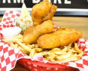 Fish & Chips - Morgan's Lobster Shack