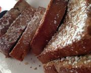 Cinnamon French Toast - Jax at the Trax