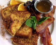 French Toast - Artemis Lakefront Cafe