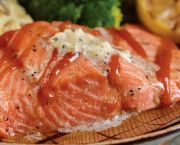 Grilled Norwegian Salmon - Hard Rock Cafe