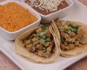 Tacos - La Mexicana Meat Market & Taqueria
