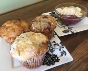 Fresh Baked Goods/muffins - Free Bird Cafe