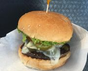 Jalapeno Burger - Sno-Flake Drive In