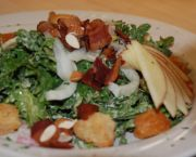 Baby Kale Salad - The Soule Domain