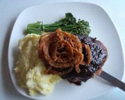 Kobe Beef Meatloaf - Jax at the Trax