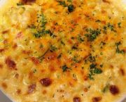 Lobster & Shrimp Four Cheese Gourmet Mac 'N' Cheese - Jax at the Trax