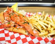 Classic Lobster Roll - Morgan's Lobster Shack