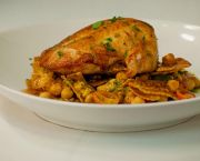 Mediterranean Rocky Junior Chicken Breast - The Lodge Restaurant & Pub