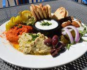 Mezze Platter - Artemis Lakefront Cafe