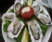 Oysters on the ½ Shell - Spindleshanks American Bistro