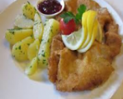 Loin Of Pork  Schnitzel - Spindleshanks American Bistro