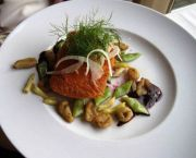 Pan Roasted Salmon - Big Water Grille