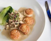 Seared Sea Scallops - Big Water Grille